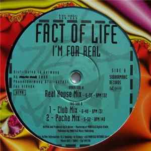 🎸 Fact Of Life - I'm For Real Album