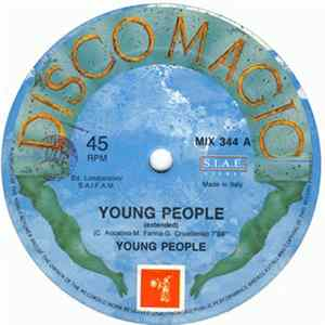 🎸 Young People - Young People Album