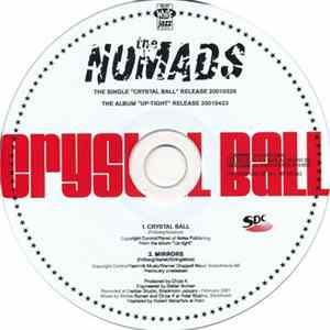 🎸 The Nomads - Crystal Ball Album