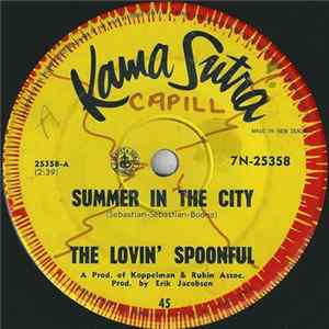 🎸 The Lovin' Spoonful - Summer In The City Album