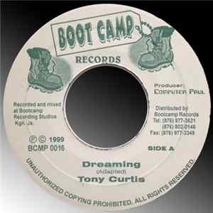 🎸 Tony Curtis - Dreaming Album